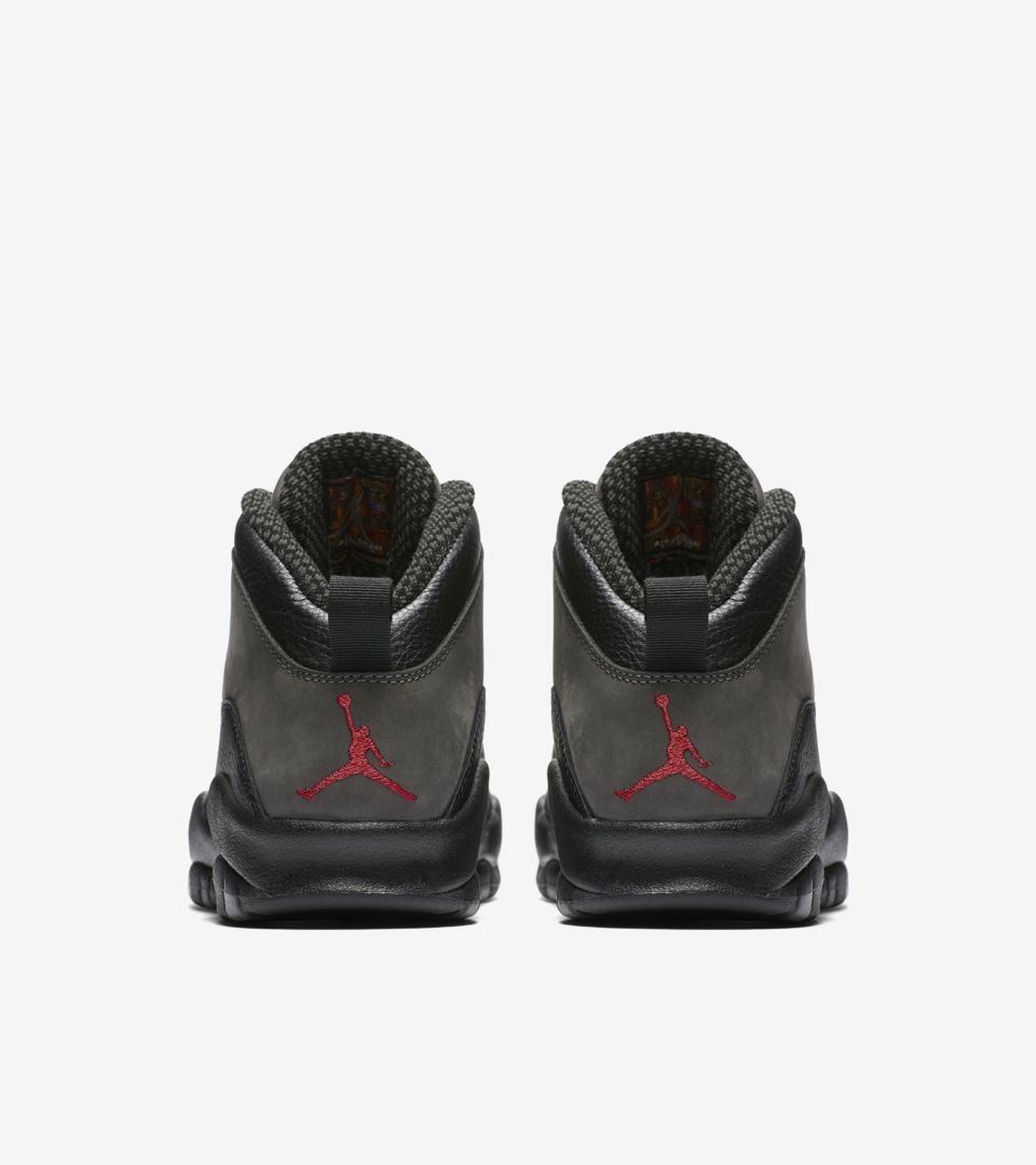 size 40 deacb 7c7df Air Jordan 10 Retro 'Shadow' Release Date. Nike⁠+ SNKRS