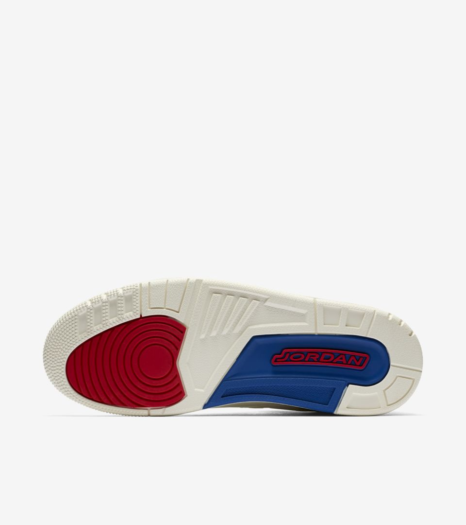 newest 597a3 18f6d Air Jordan 3 'Sail' Release Date. Nike+ SNKRS