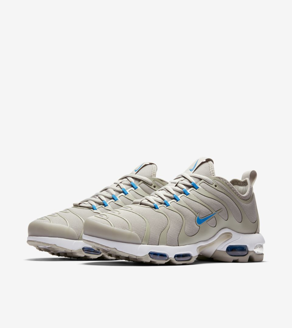 550fbadc33 Nike Air Max Plus Tn Ultra 'White & Pale Grey' Release Date ...