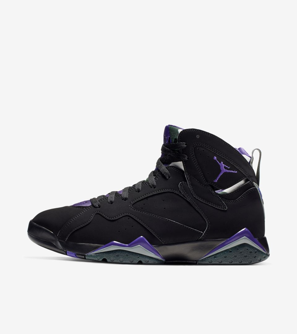 hot sale online ec2e0 5827f Air Jordan 7  Ray Allen  Release Date