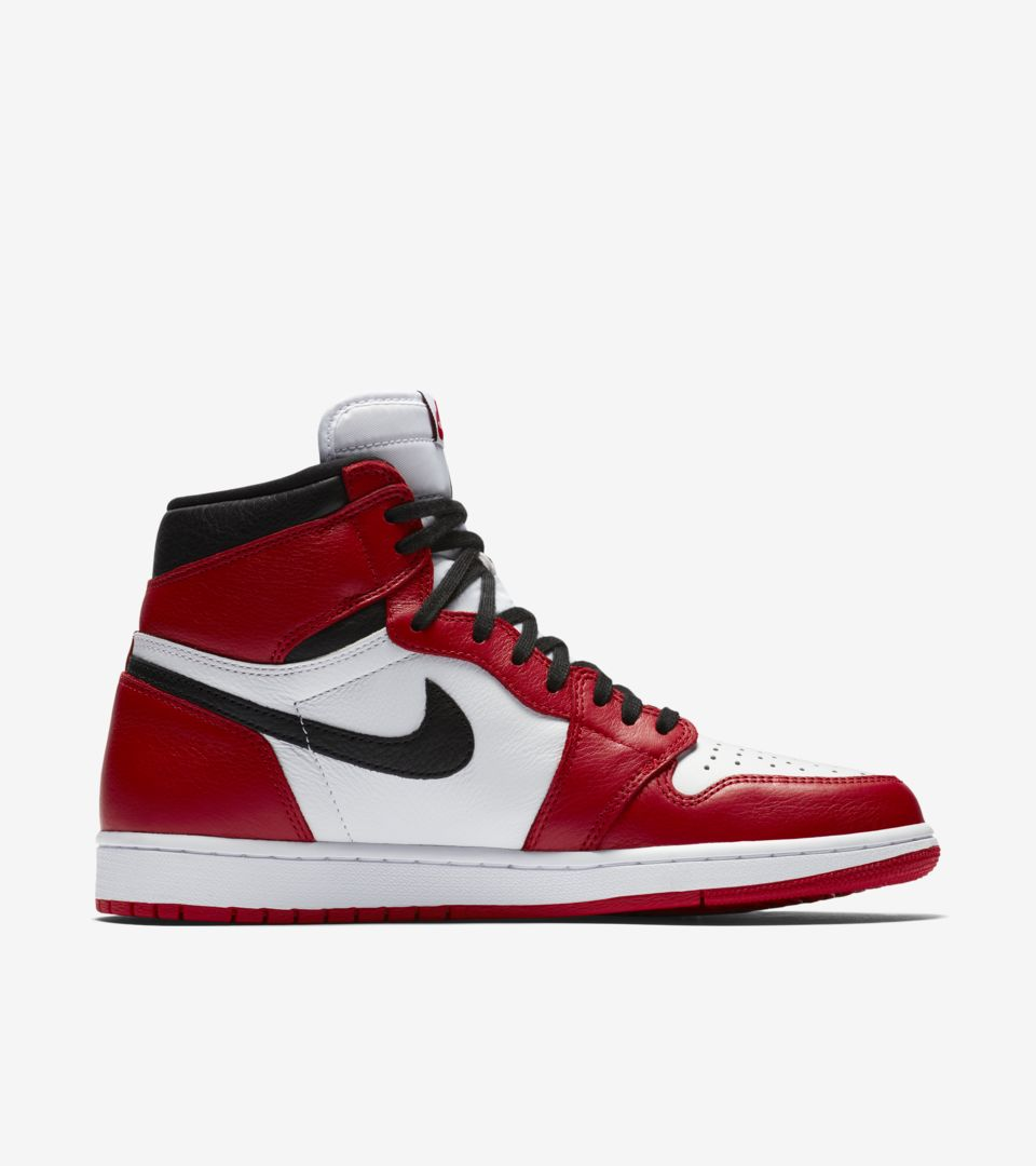 huge discount a7ee7 320c1 Air Jordan 1 'Homage to Home' Release Date. Nike+ Launch GB