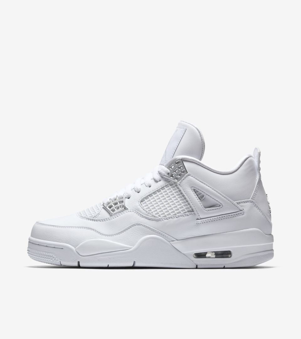 new style 411bb 68c08 Air Jordan 4 Retro 'Pure Money' Release Date. Nike⁠+ SNKRS