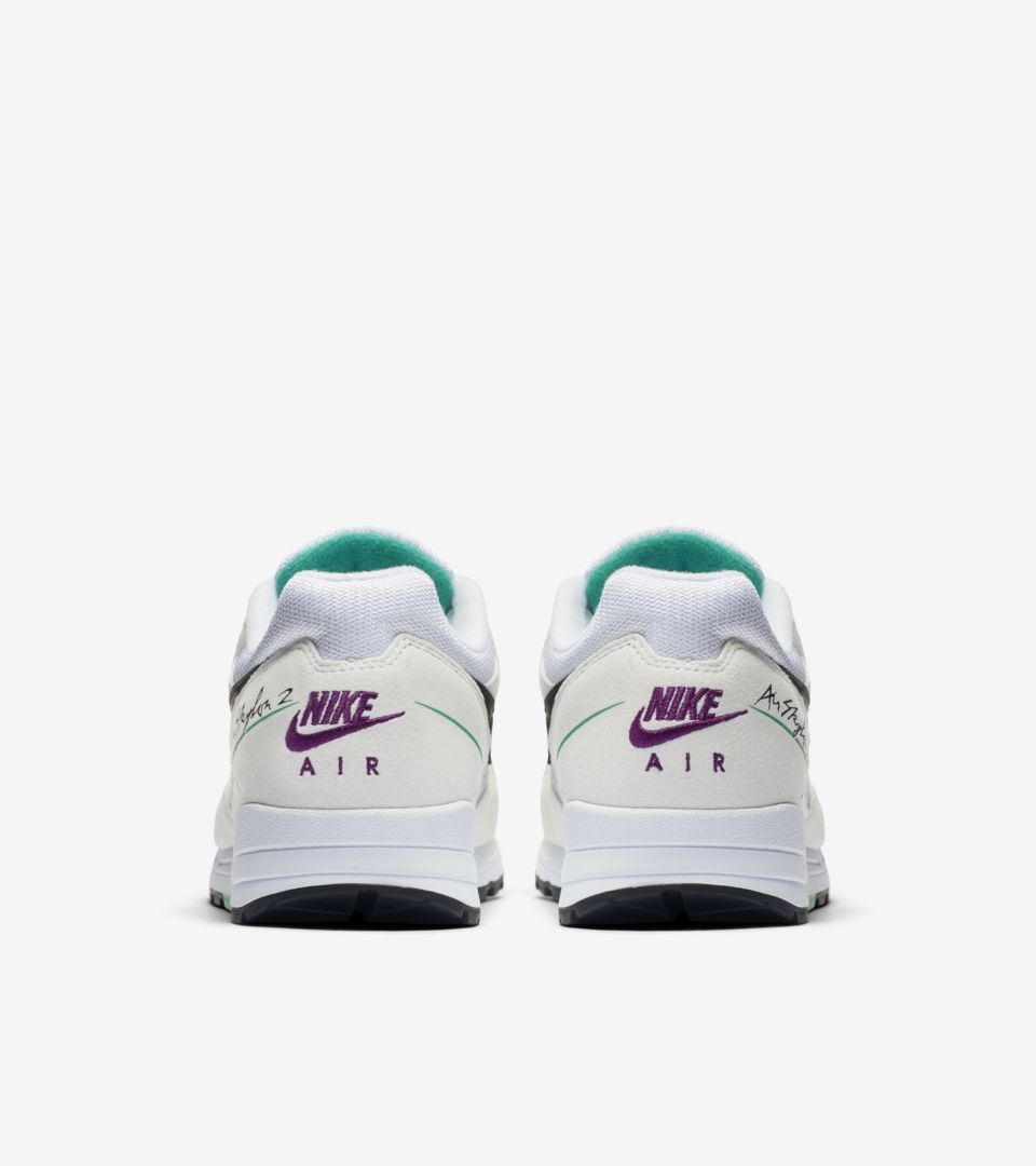 competitive price bbbee acc90 ... Womens Nike Air Skylon 2 White  Clear Emerald ...