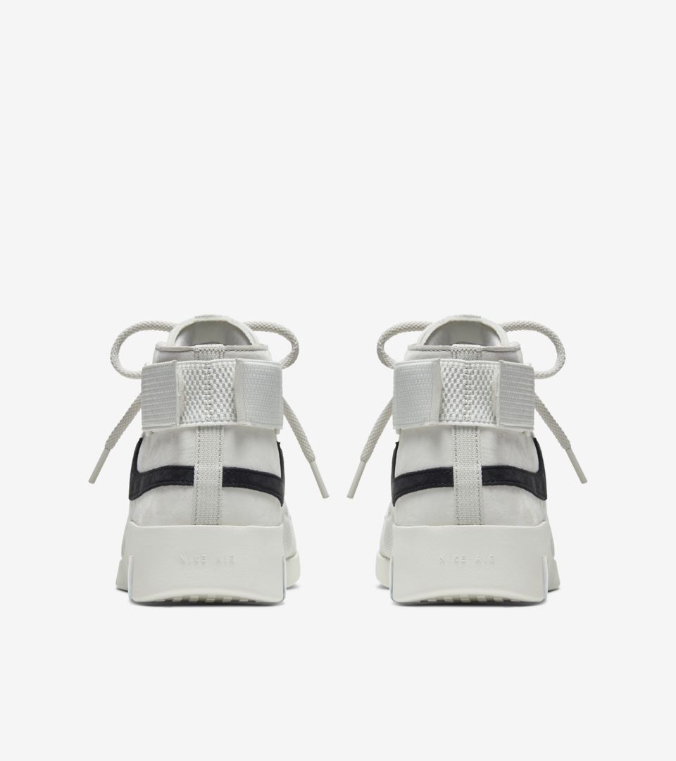 Nike Air Fear of God Raid 'Light Bone' Release Date