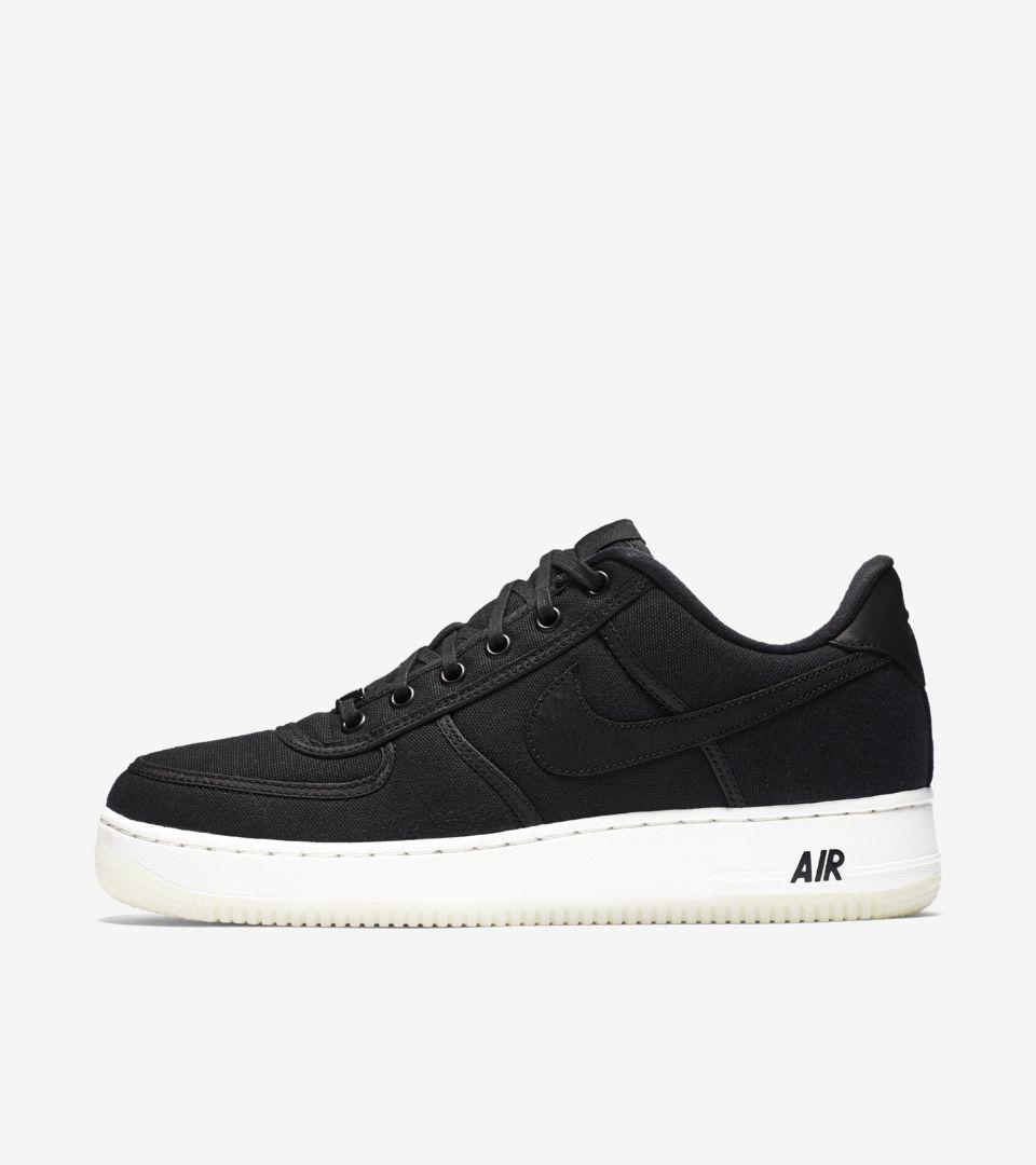Nike Air Force 1 Low Retro 'Black