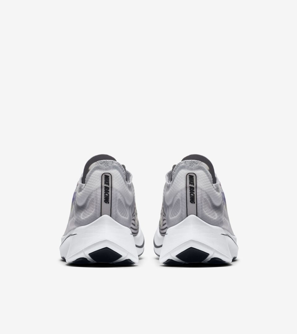 Women's Nike Zoom Fly Sp 'Pure Platinum & White & Black' Release Date