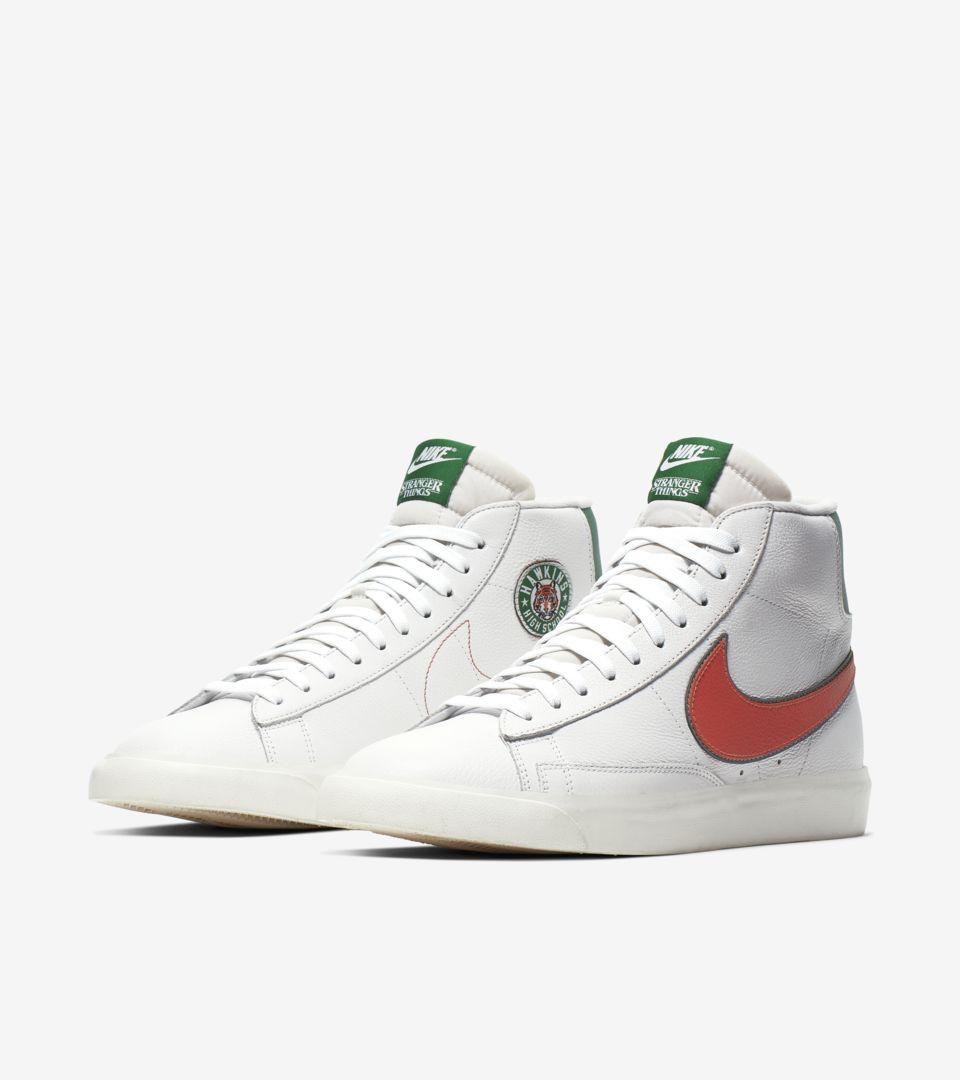 Nike x Stranger Things Blazer Mid