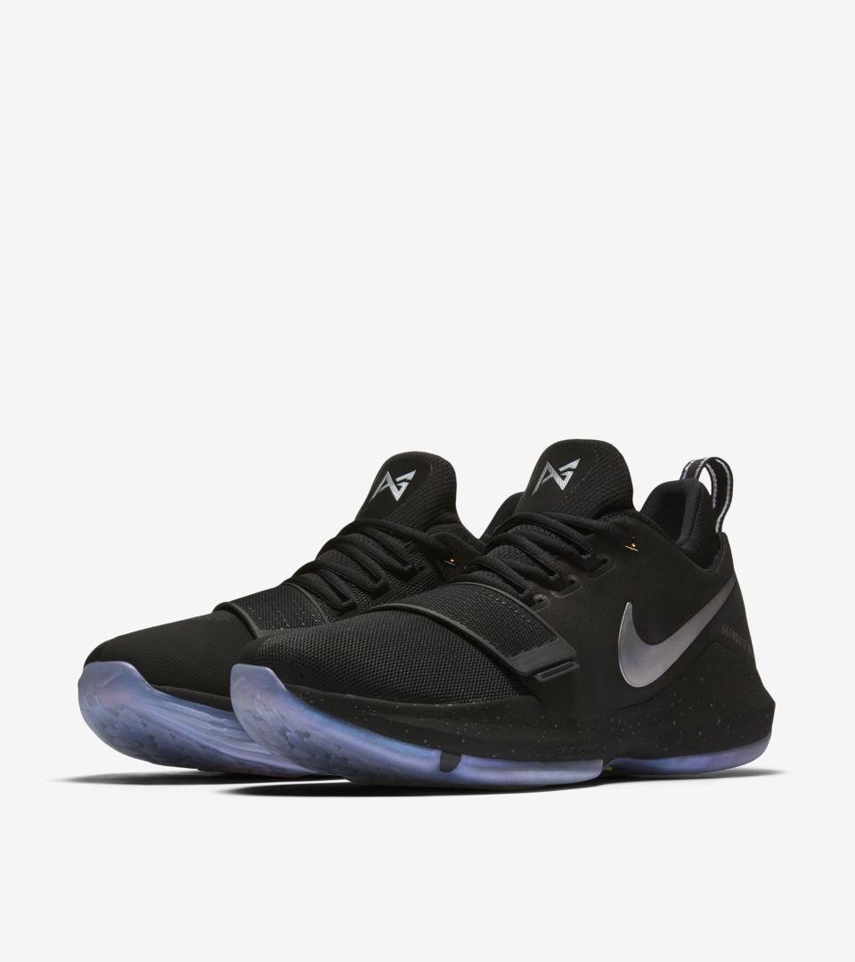 the latest c150e 2f1fd Nike PG1 'Shining'. Nike+ SNKRS