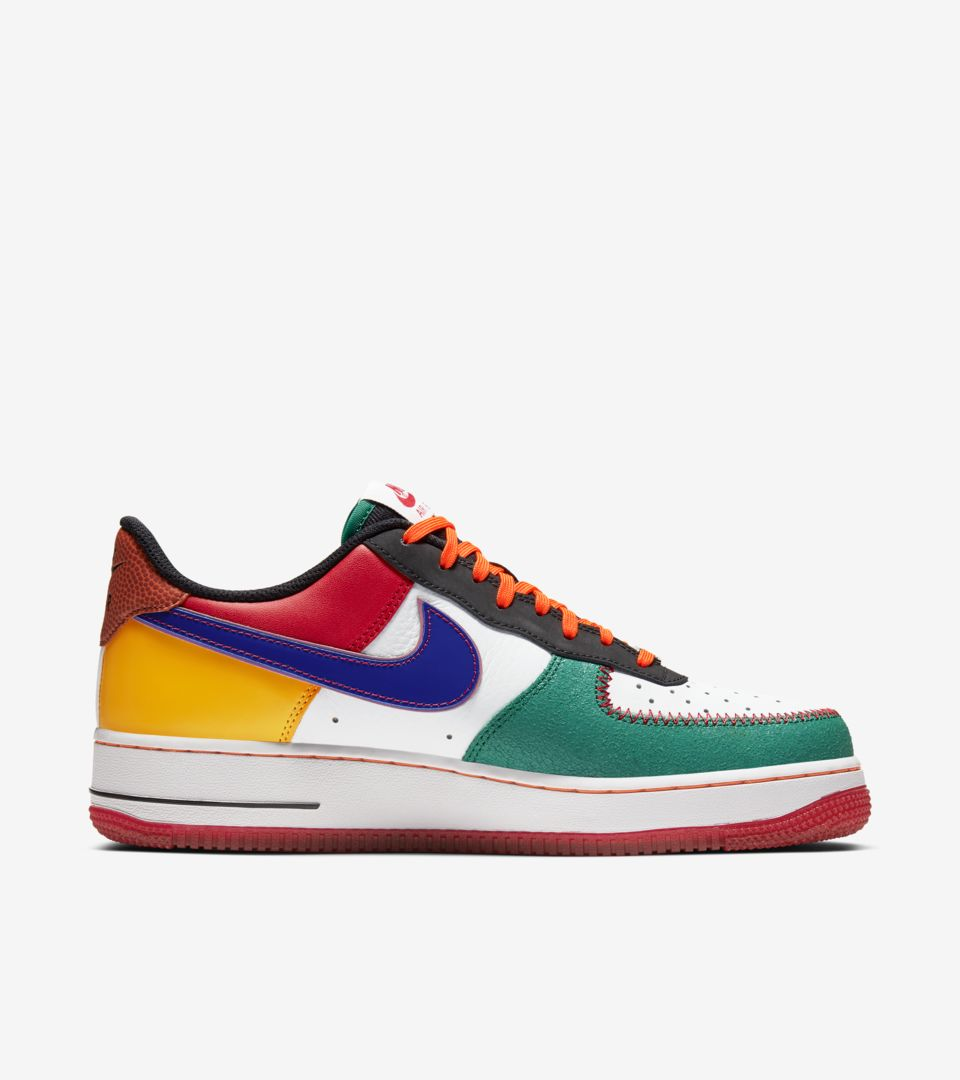 Nike Air Force 1 Low What The NYC | CT3610 100