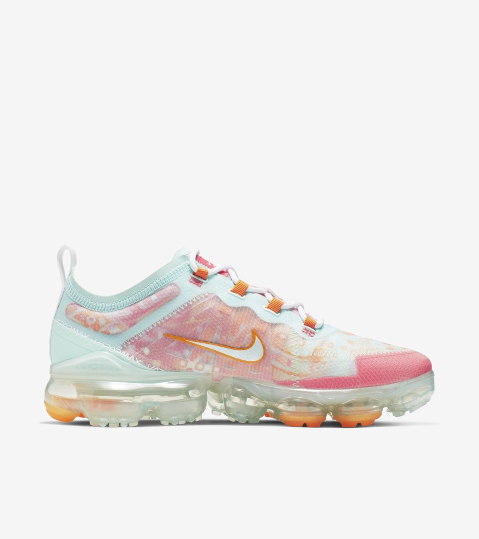 Women's Air VaporMax 2019 'Heat Level Collection' Release Date