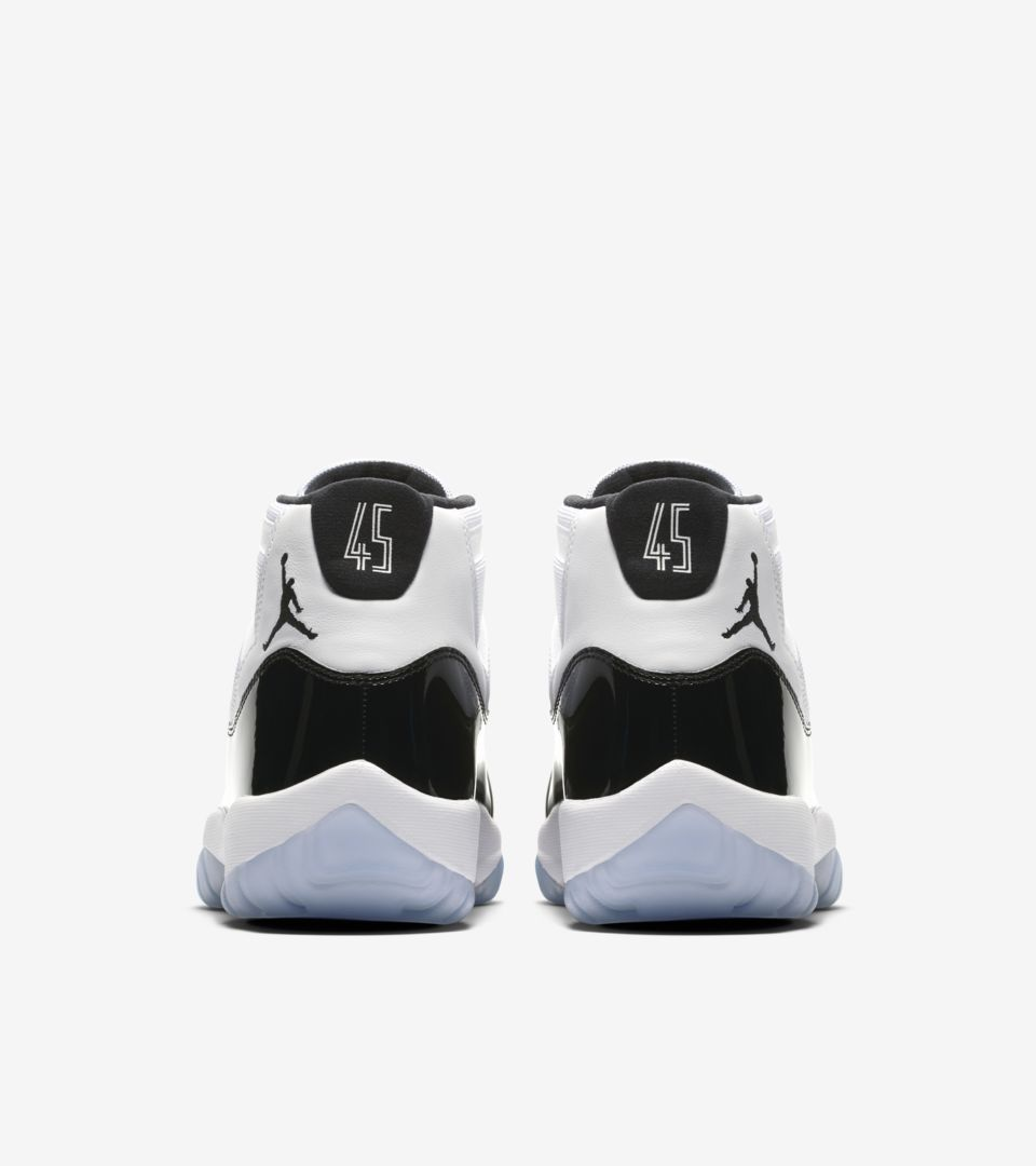 new products f6f86 43c6e ... Air Jordan 11 Concord  White   Black  ...