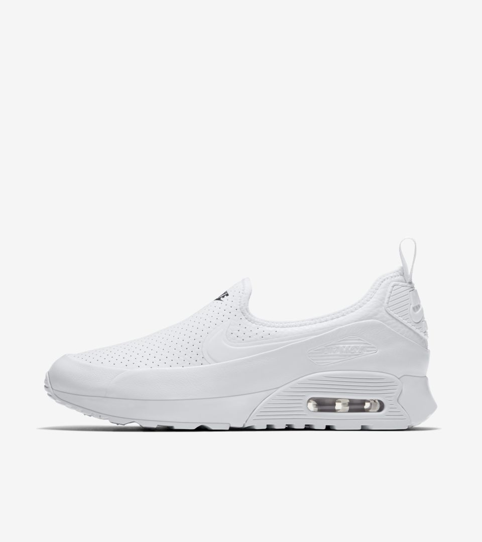 2c41d921ed1dc Women's Nike Air max 90 Ultra 2.0 Ease 'White & Black'. Nike⁠+ SNKRS