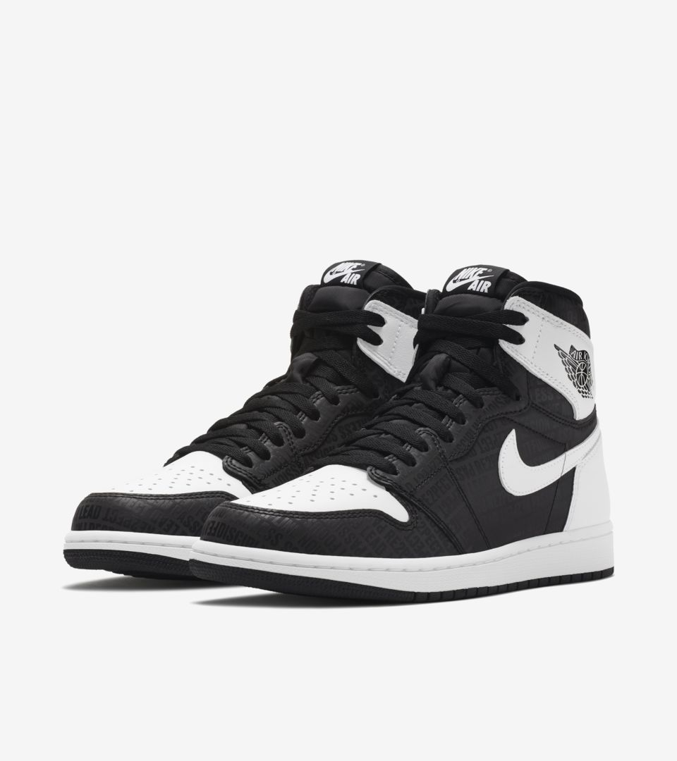 the latest fb96a 0080b Air Jordan 1 High 'RE2PECT' Release Date. Nike⁠+ SNKRS