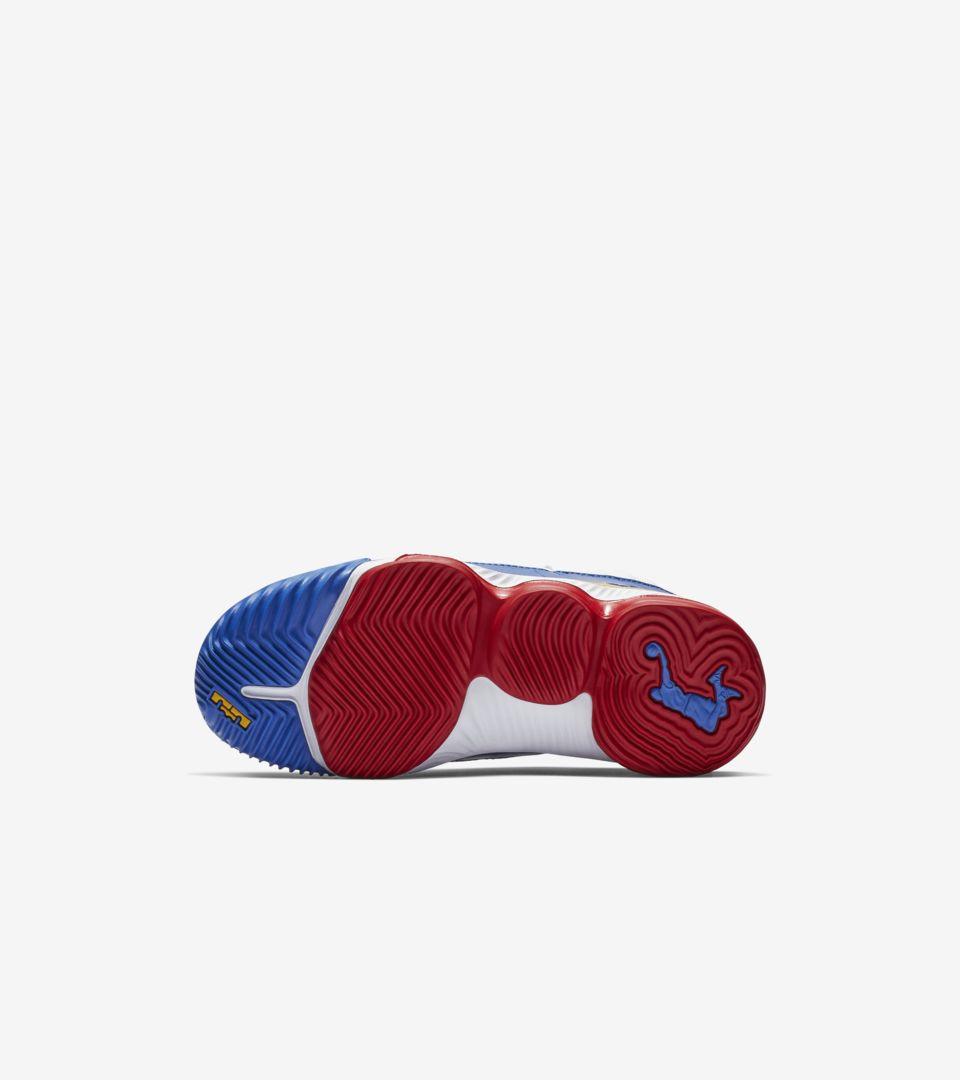 68ef8165dbd Little Kids  LeBron 16  SB White  Release Date. Nike+ SNKRS