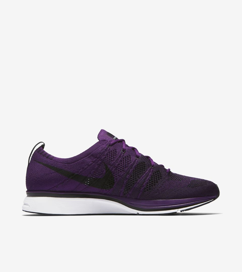 official photos 8c83a f189d Nike Flyknit Trainer  Night Purple  Release Date. Nike+ SNKRS