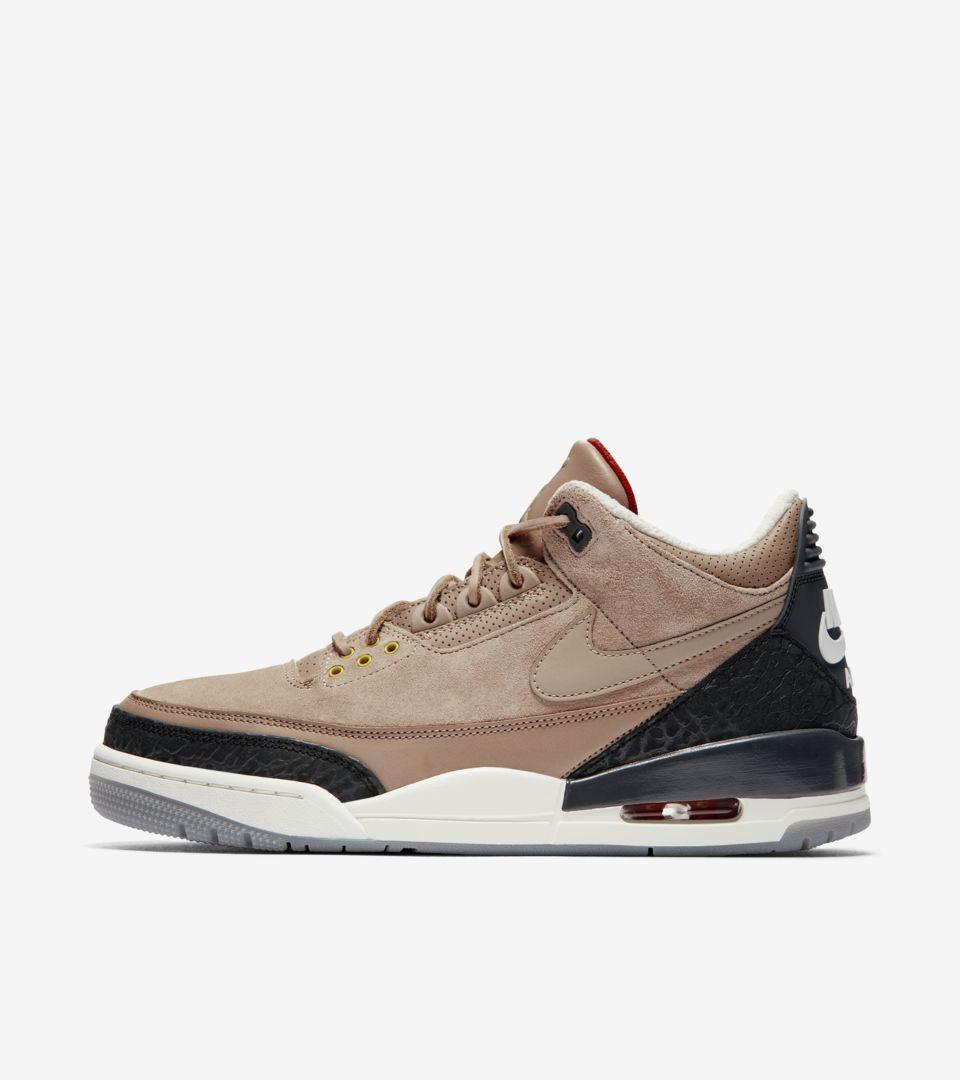 uk availability a76c6 fe81b Air Jordan 3 JTH 'Bio Beige' Release Date. Nike+ SNKRS