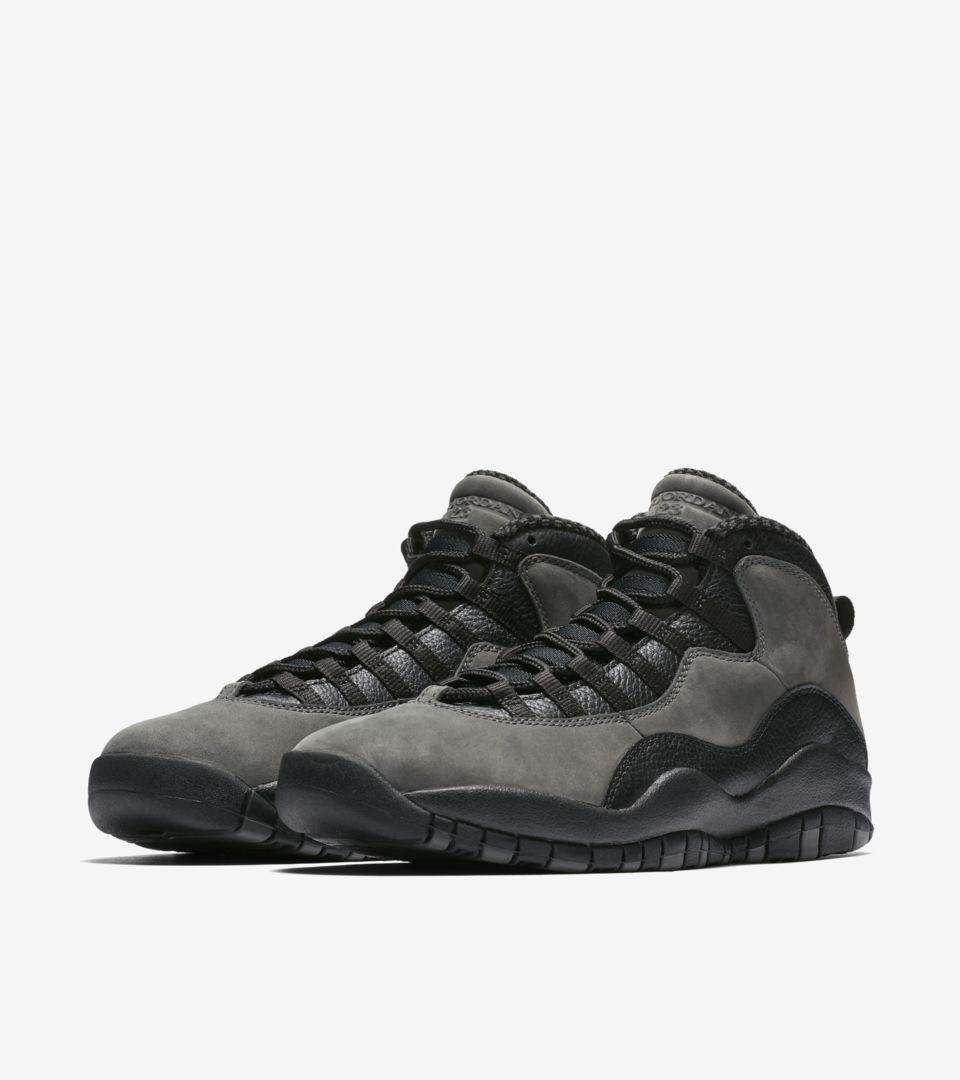 30f93286558 Air Jordan 10 Retro  Shadow  Release Date. Nike+ SNKRS