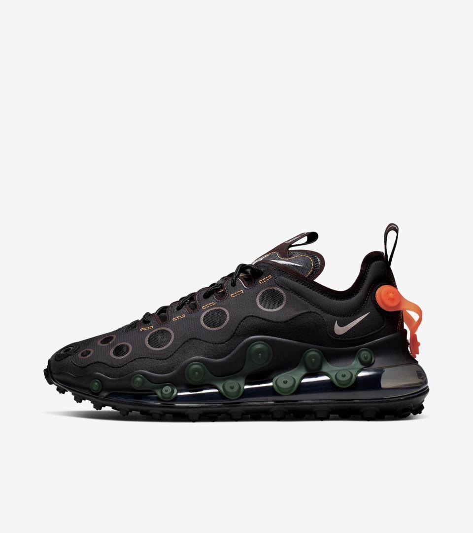 Nike ISPA Air Max 720 Black and White Release Date – Sneaker