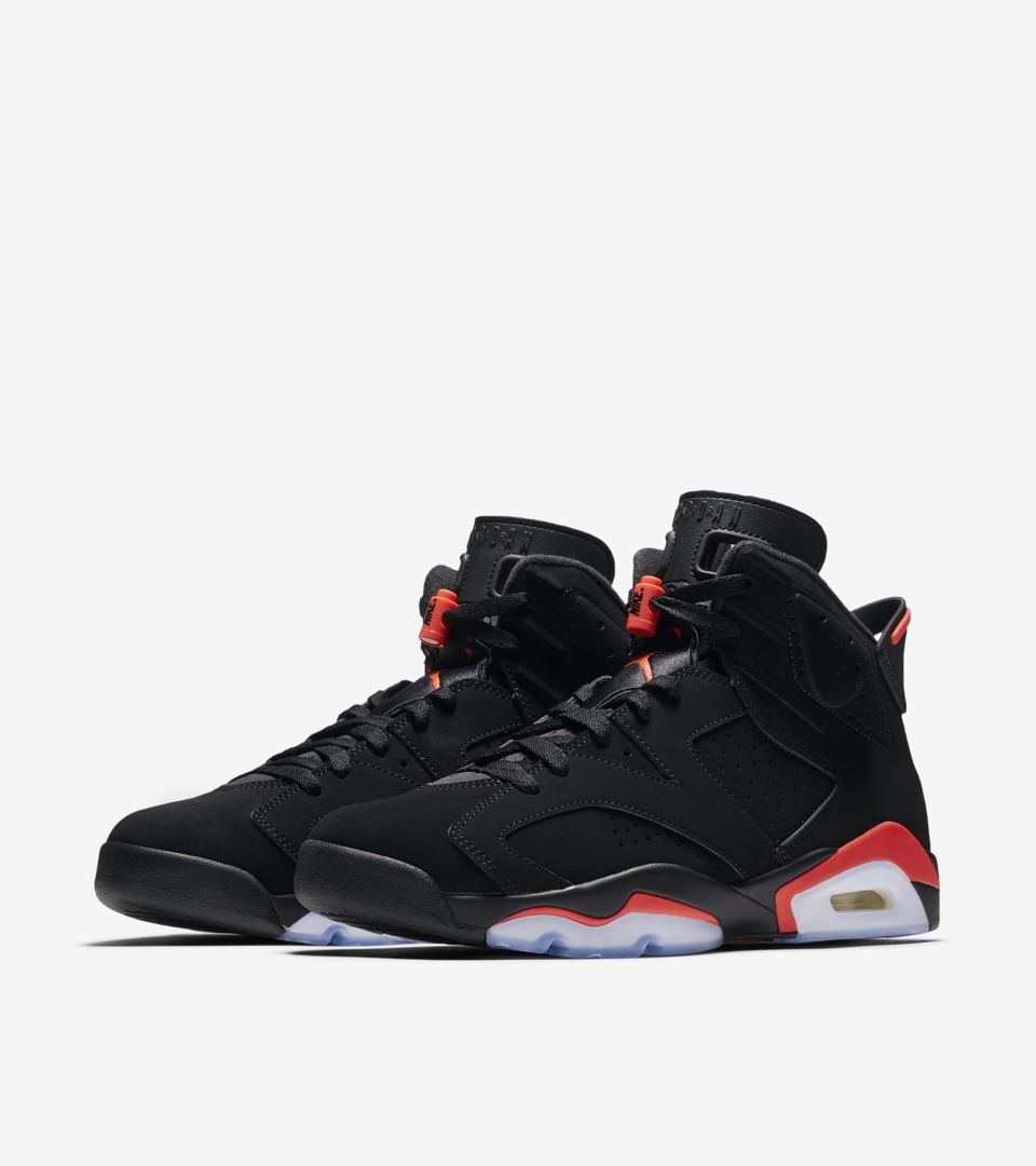 delicate colors detailing reliable quality Air Jordan 6 Retro OG 'Infared' Release Date. Nike SNKRS