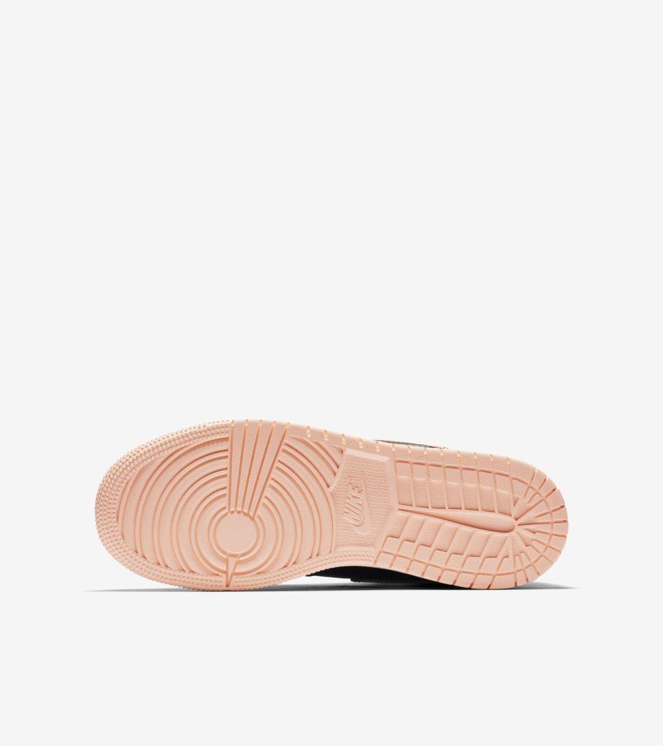 【NIKE公式】ジュニア エア ジョーダン 1 'Black & Hyper Pink' (575441-081 / AJ 1 GS)