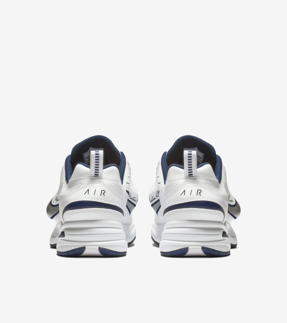 Nike Air Monarch 4 Martine Rose  White  Release Date. Nike+ SNKRS 6ea1eb160