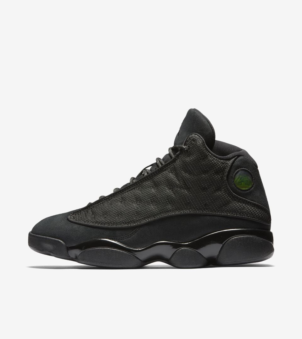 innovative design 1c5b6 24a6f Air Jordan 13 Retro  Black Cat . Nike⁠+ SNKRS