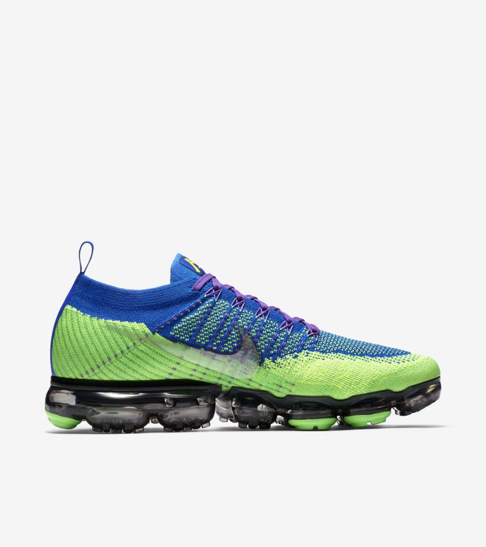 pretty nice 0e19c 2d004 Nike Air Vapormax Doernbecher Freestyle 2017 'Green Strike ...