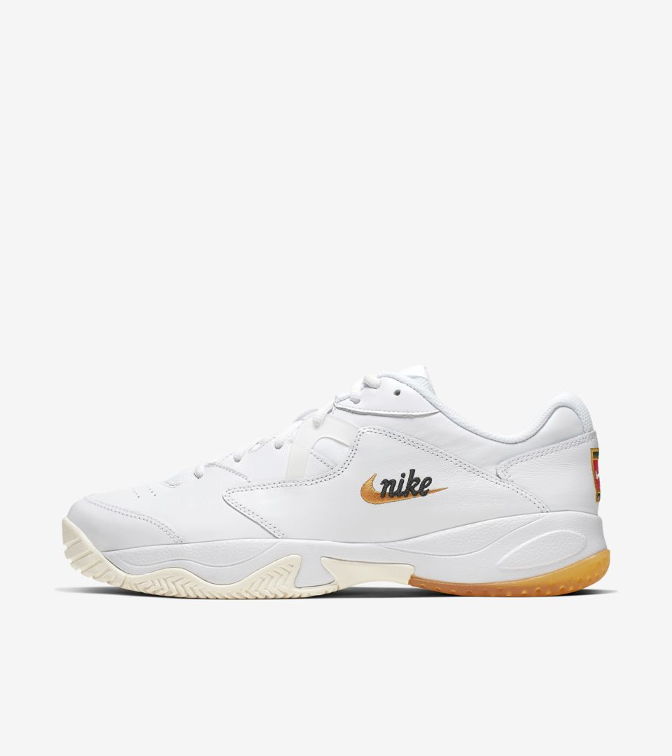 NikeCourt Court Lite 2 'White/Sail