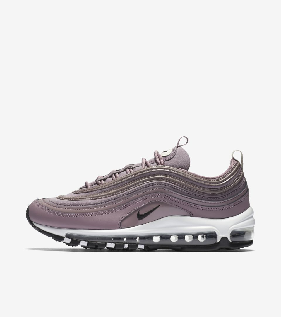 Women's Nike Air Max 97 Premium 'Taupe Grey & Black
