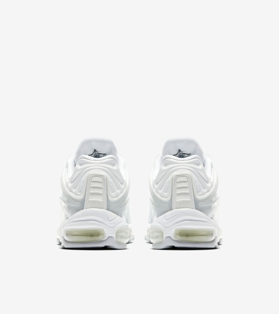 Nike Air Max Deluxe 'Triple White' Release Date