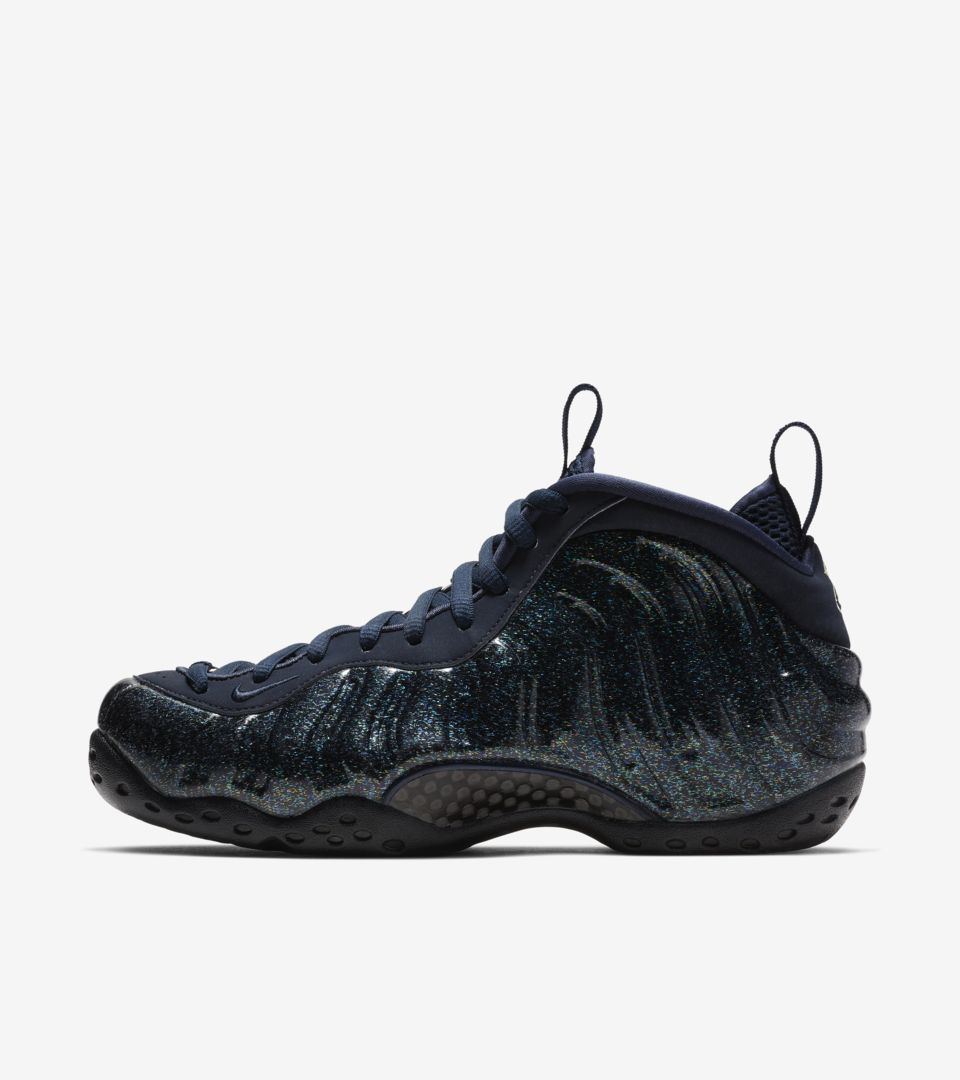 Nike Air Foamposite OneSIlver Volt Sole Collector
