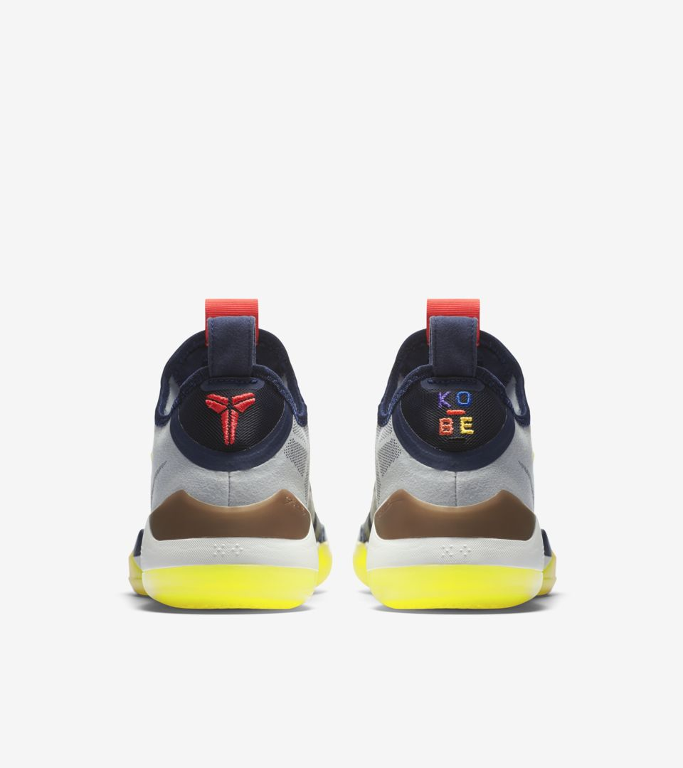 484e30e2fe32 Nike Kobe A.D.  Sail   Multi-Color  Release Date. Nike+ SNKRS