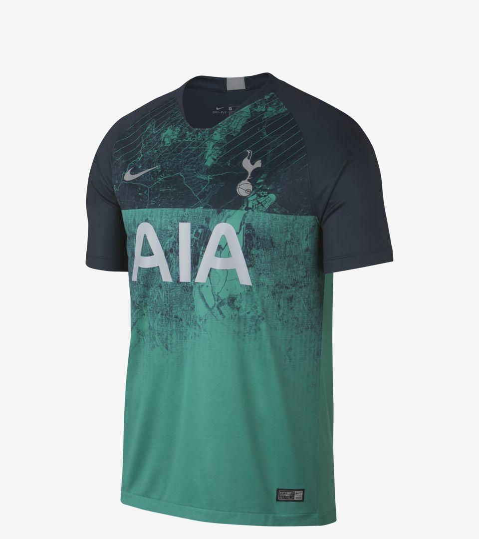 3ª equipación Stadium 2018 19 del Tottenham Hotspur. Nike.com ES da65ba73fa9ce
