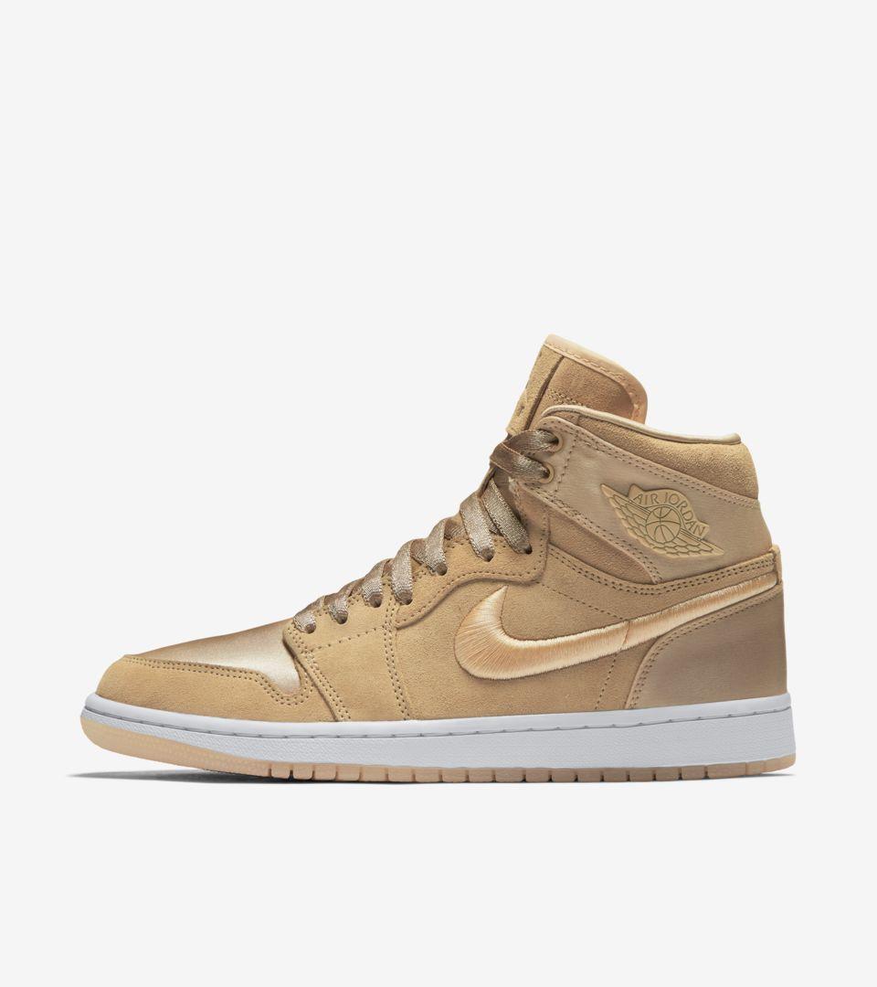 e82673e753207b Women s Air Jordan 1 Retro High  Ice Peach  Release Date. Nike+ SNKRS