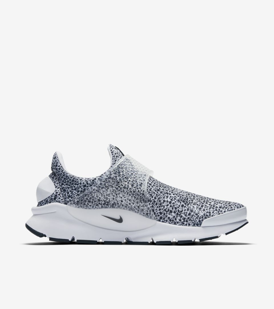 174516ae Nike Sock Dart 'White & Black' Safari 2017. Nike⁠+ SNKRS
