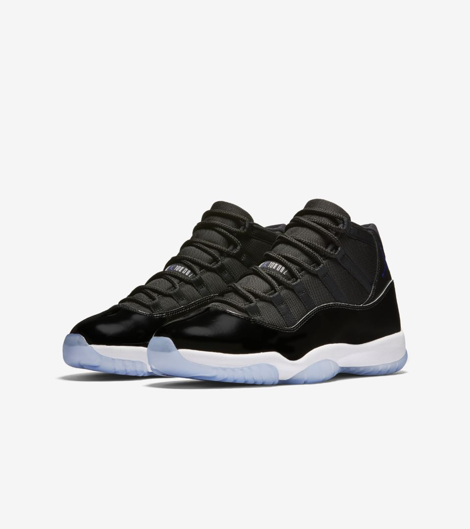 e081821cd75d Air Jordan 11 Retro  Black   Concord-White  Release Date.. Nike⁠+ SNKRS