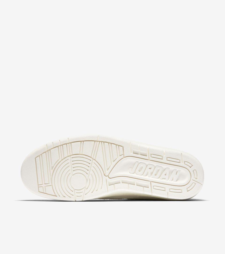 best sneakers bd0a0 cb18c Air Jordan 2 Retro Decon 'Sail' Release Date. Nike+ SNKRS