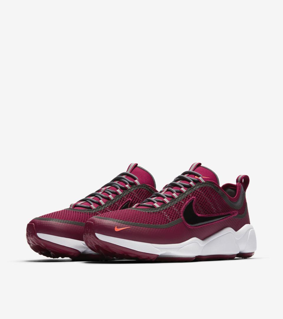 0d583a96728e7 Nike Air Zoom Spiridon Ultra  Team Red . Nike+ Launch IE