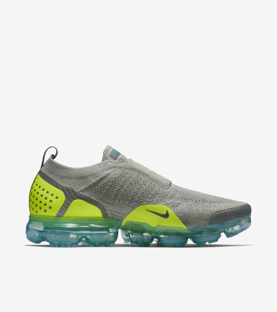 uk availability 52256 b930a Nike Air Vapormax Moc 2 'Mica Green & Neo Turquoise' Release Date ...