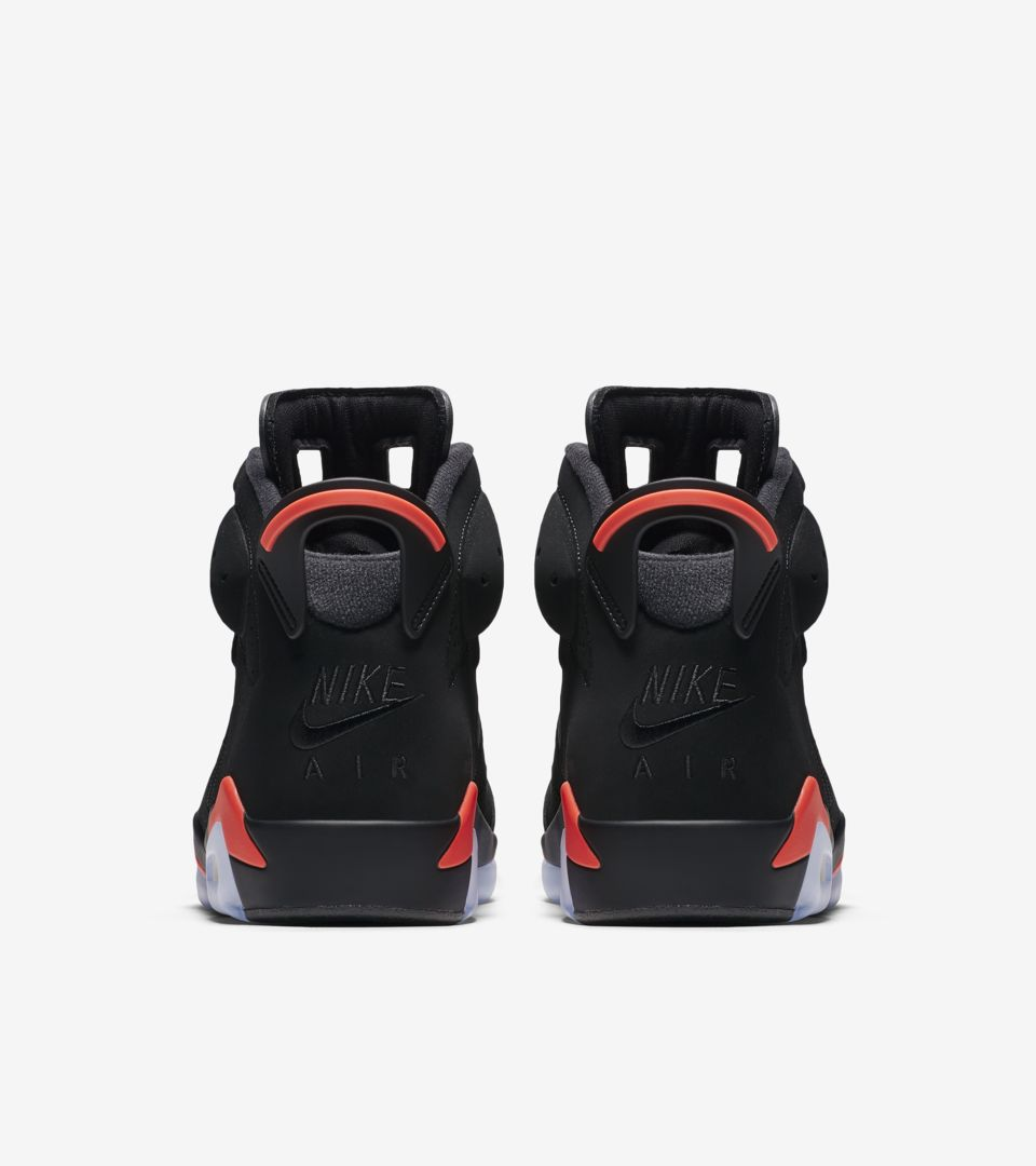 Air Jordan 6 Retro OG 'Infared' Release Date