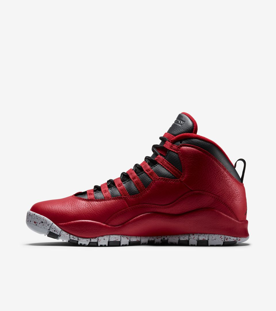 a4194154ef582e Air Jordan 10 Retro  Bulls Over Broadway  Release Date. Nike⁠+ SNKRS