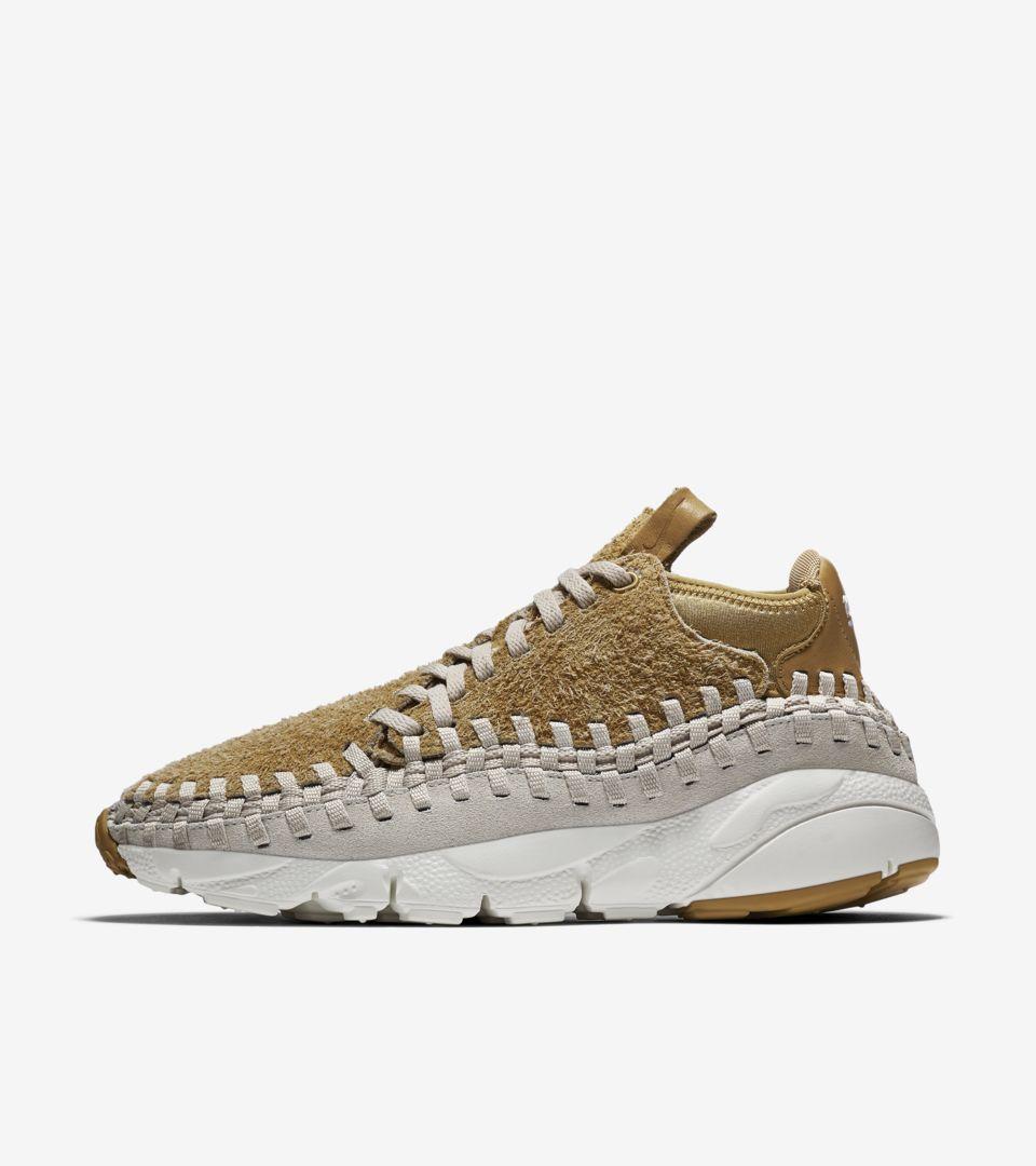 Nike Air Footscape Woven Chukka 'Flat