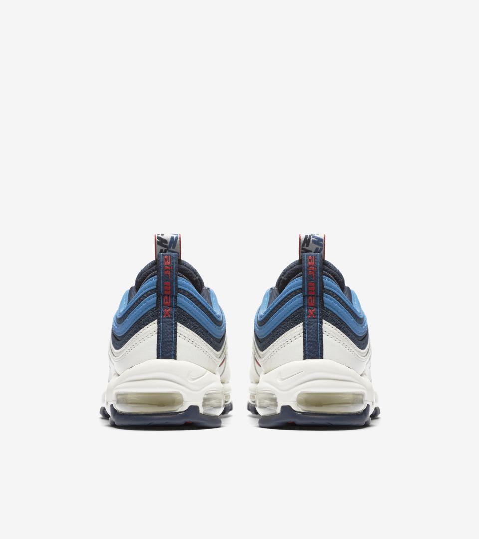 Date de sortie de la Nike Air Max 97 « Obsidian & Sail