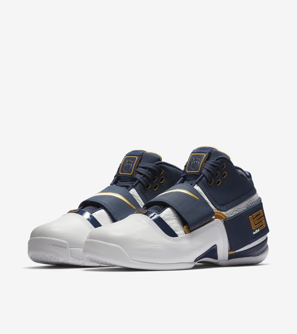 new arrivals cad85 804a7 Nike Lebron Soldier 1 'Art of a Champion' Release Date. Nike ...