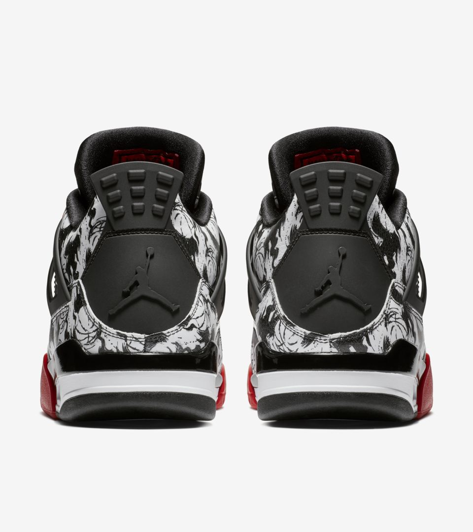 Air Jordan 4 Retro 'Singles Day 2018' Release Day
