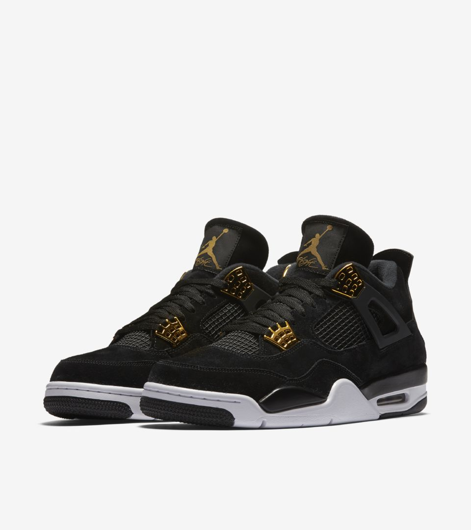 2040afc90991df Air Jordan 4 Retro  Royalty . Nike⁠+ SNKRS