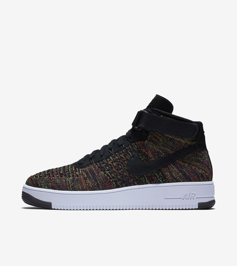 on sale 3c7b2 d28d8 AIR FORCE 1 ULTRA FLYKNIT MID