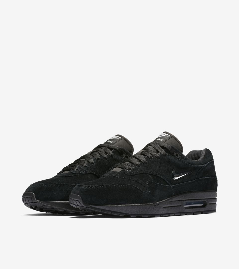 74d0834e9e3 Nike Air Max 1 Premium  Midnight Diamond  Release Date. Nike+ Launch DK