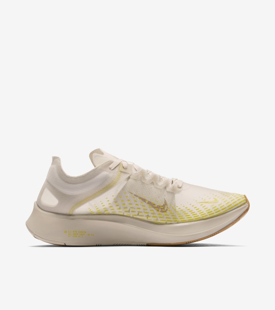 0814f8fa8c0e Nike Zoom Fly SP Fast  Light Orewood Brown  Release Date. Nike⁠+ SNKRS