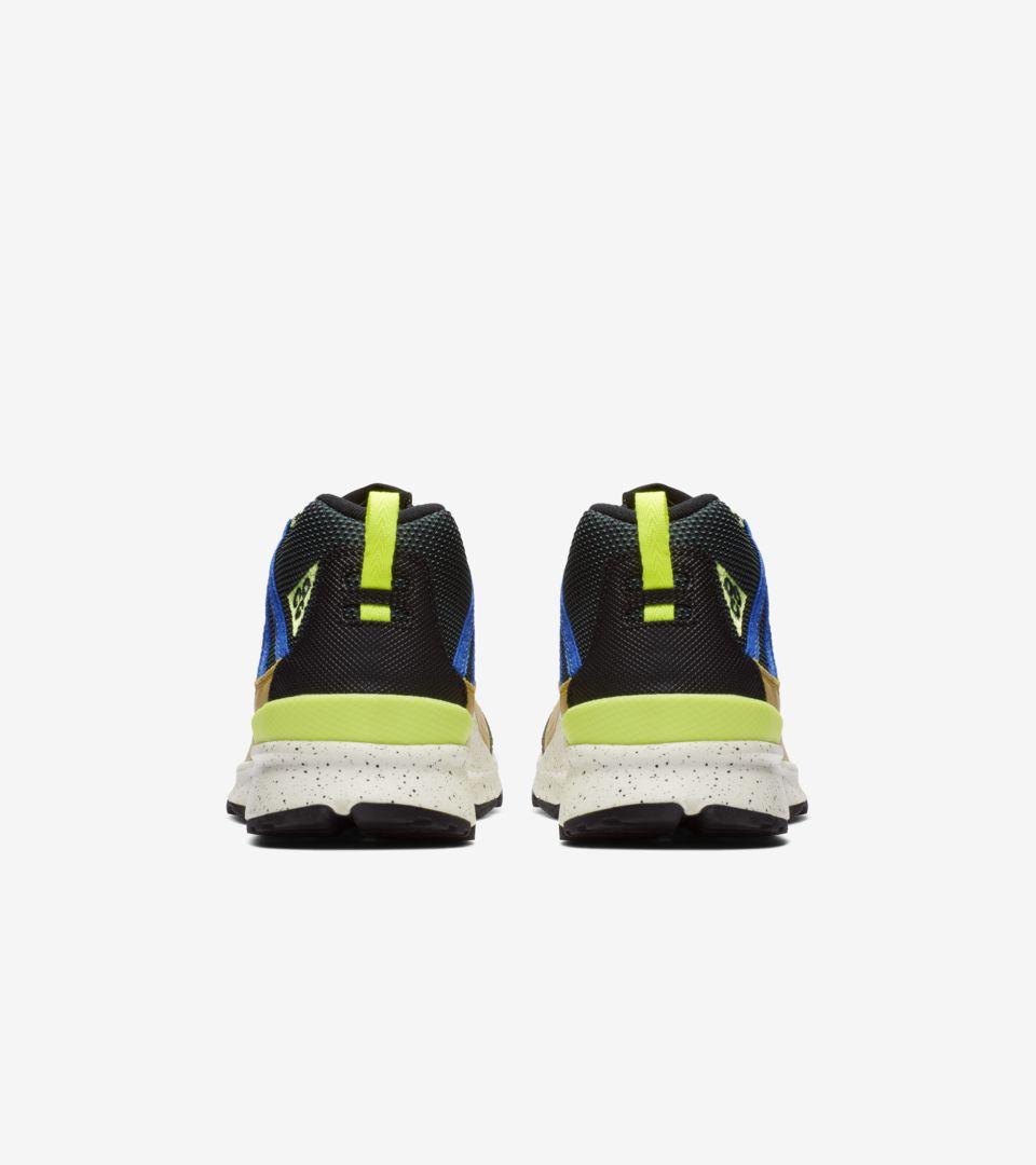 Nike ACG Okwahn 2 'Dark Citron & Outdoor Green & Pacific Blue' Release Date